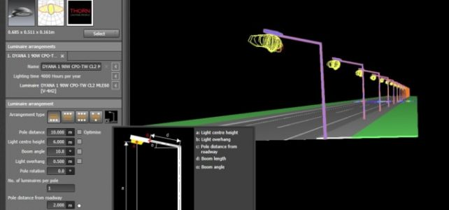 How to Design Street Lighting